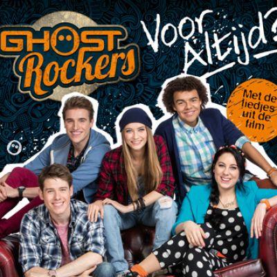 Ontdek het derde album van de Ghost Rockers: Voor Altijd?