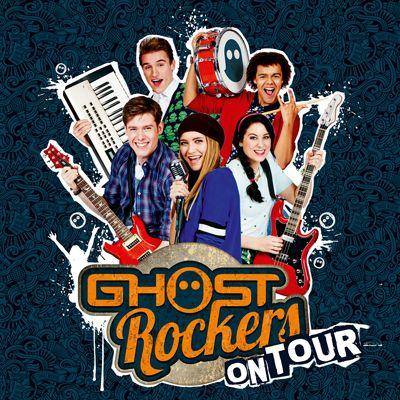 De Ghost Rockers gaan op tour!