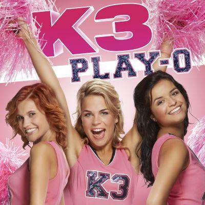 K3 juicht sport toe in nieuwe videoclip: Play-O!