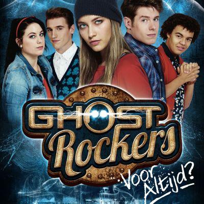 De allereerste film van Ghost Rockers is nu uit op DVD!