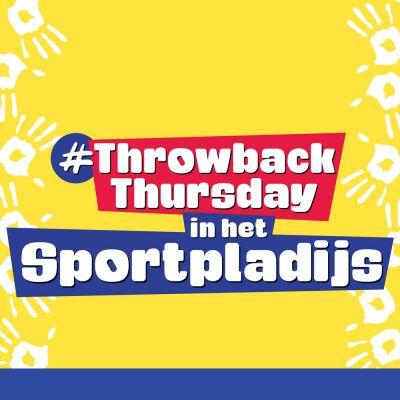 Stormloop op tickets #Throwback Thursday in het Sportpladijs!