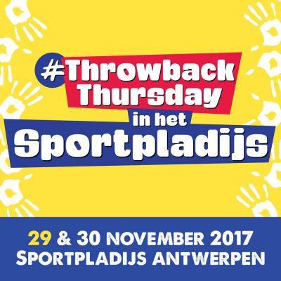 Na overdonderend succes een extra editie op woensdag 29 november in het Sportpladijs