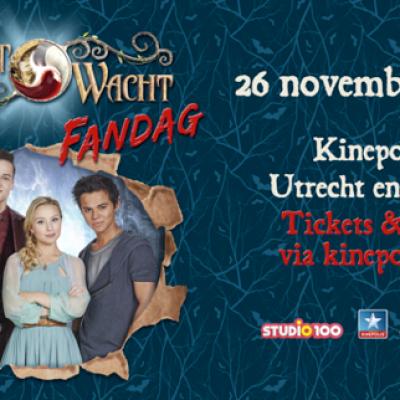 Beleef de Nachtwacht Fandag in Utrecht en Breda!