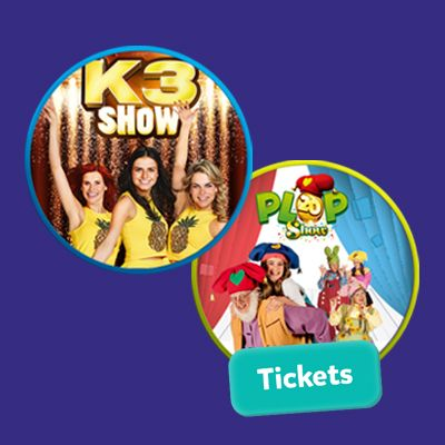 Win tickets voor de leukste shows!