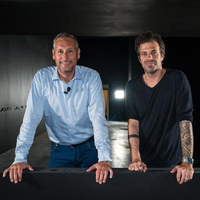 Sergio Herman opent exclusief restaurant in Studio 100 Pop-Up Theater in Puurs!