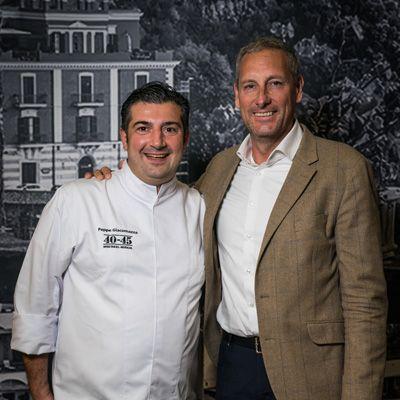 Njam!-chef Peppe Giacomazza opent Trattoria in Studio 100 Pop-Up Theater!
