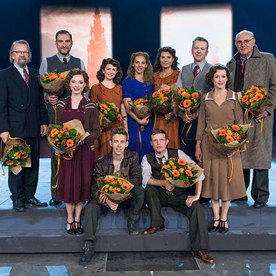 Wereldpremière spektakel-musical 40-45 lost hoge verwachtingen in!