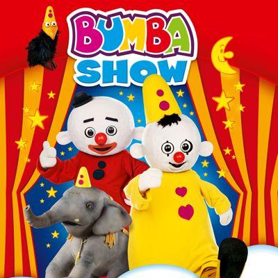 Bumba wegens groot succes terug in het theater!
