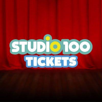Studio 100 trekt doorheen Vlaanderen met de leukste theatershows