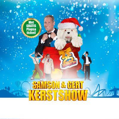 Samson & Gert Kerstshow 2015