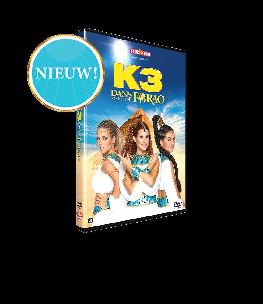 Ga mee op avontuur samen met K3!