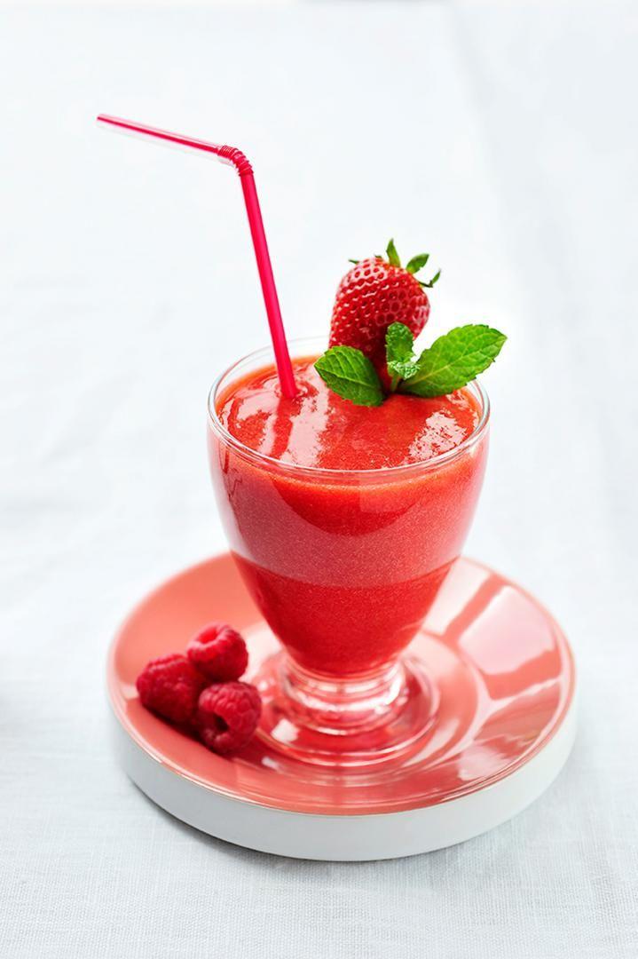 Red Devil: een prikkelend rode smoothie