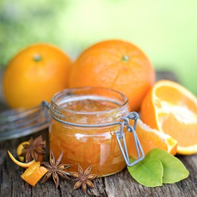 Sinaasappelmarmelade