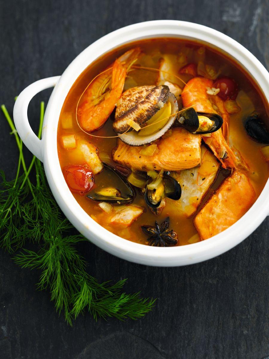bouillabaisse recept piet huysentruyt