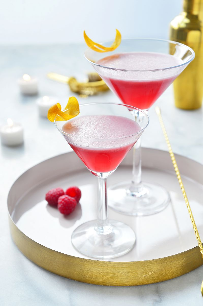 Not a Cosmo mocktail