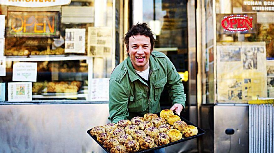 Jamie Oliver's American Roadtrip