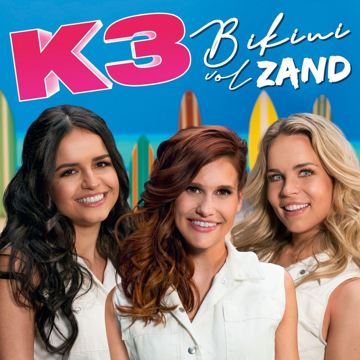 K3 - Bikini vol zand