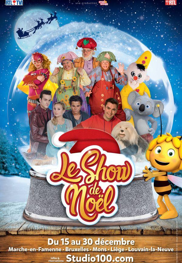 Le show de Noël 2018