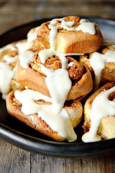 Kaneel broodjes
