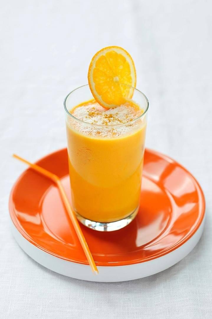 Tropisch lekkere smoothie: Spicy Coconut