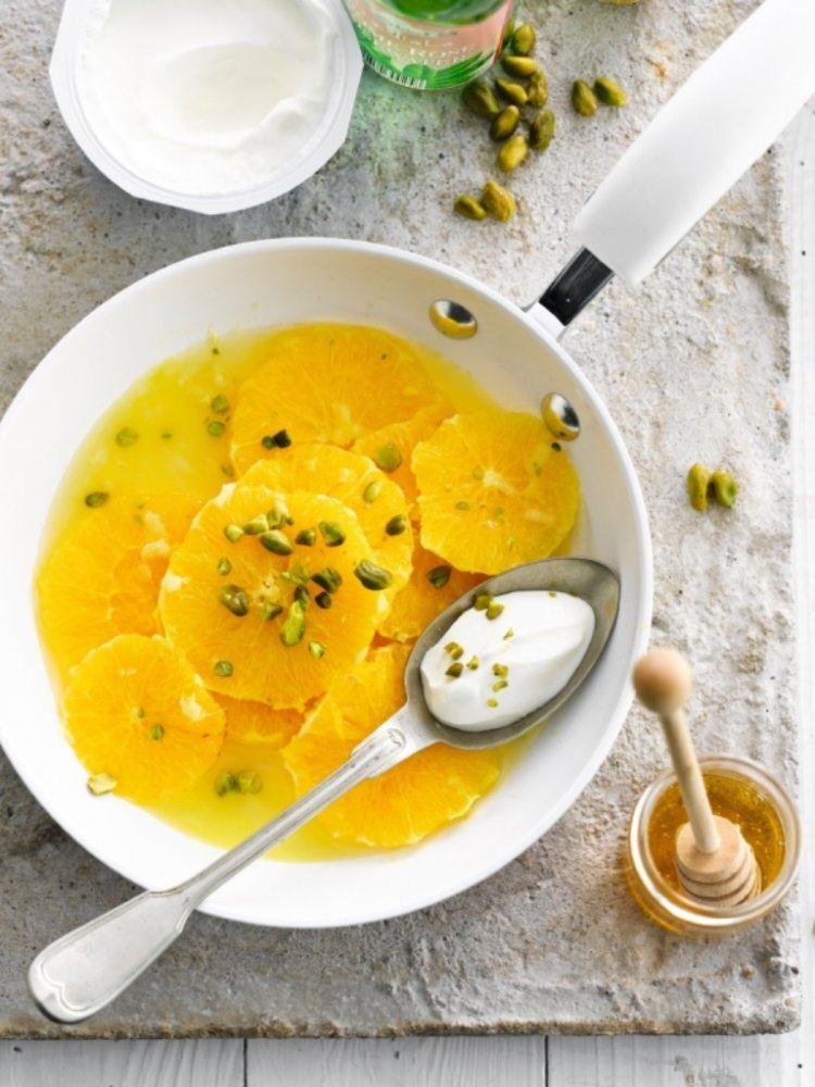 Gember-sinaasappelen