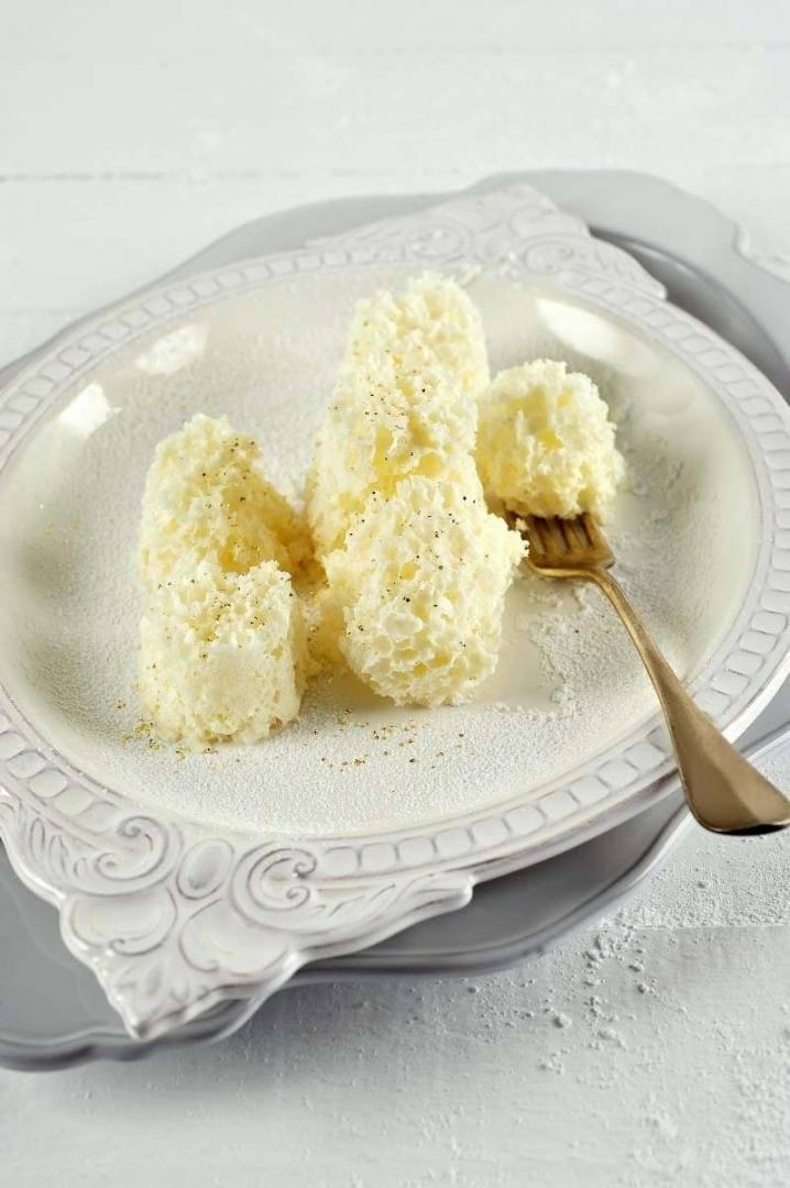 Yoghurt sponscake