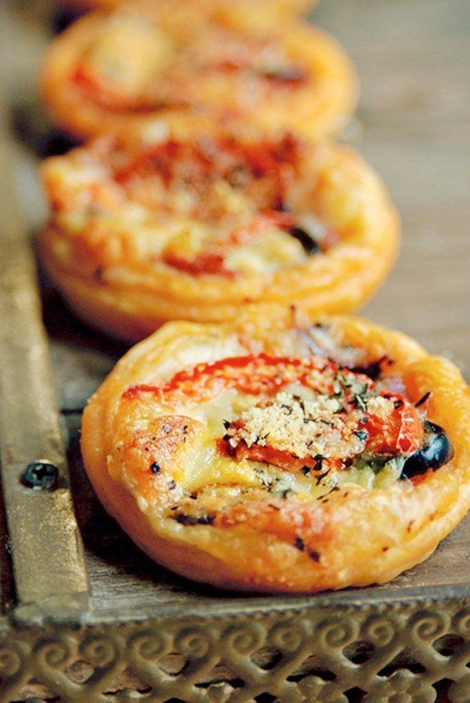 Pizza hapjes