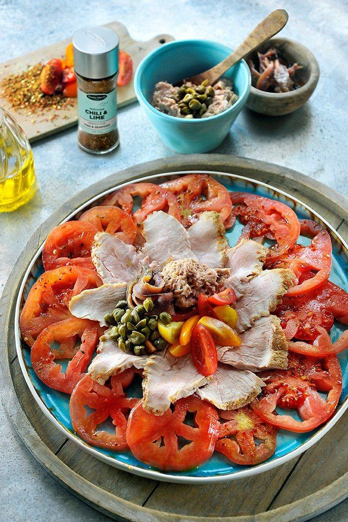 Vitello tomate