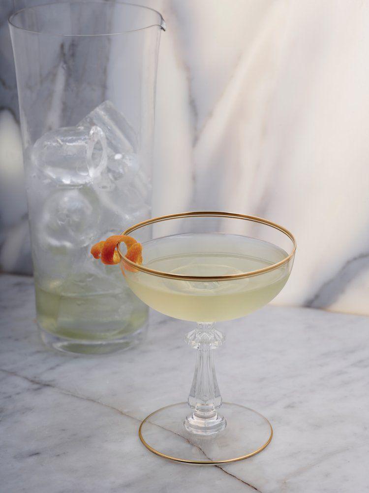 Albert Mathieu Cocktail