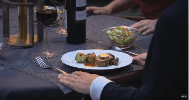 Matambre of Argentijnse vleesrollade