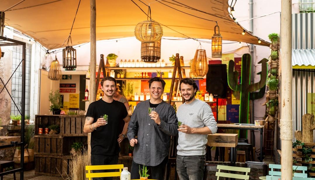 Win drinks & bites bij de pop-up van Syrco Bakker