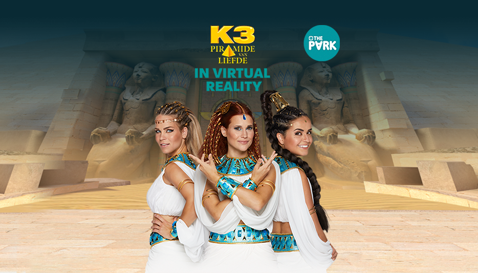 Win tickets voor de K3 VR Game
