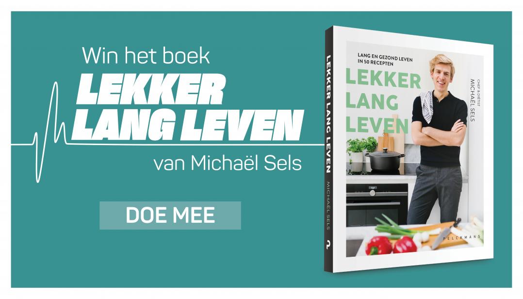 Win een gesigneerd exemplaar van Lekker Lang Leven