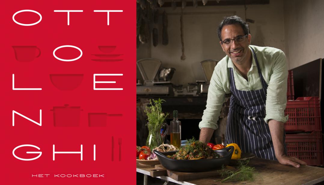 Win het Ottolenghi kookboek