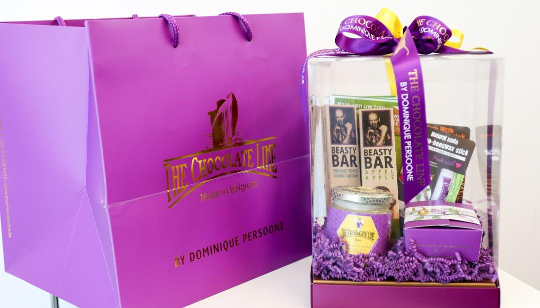 Win een honingpakket van The Chocolate Line