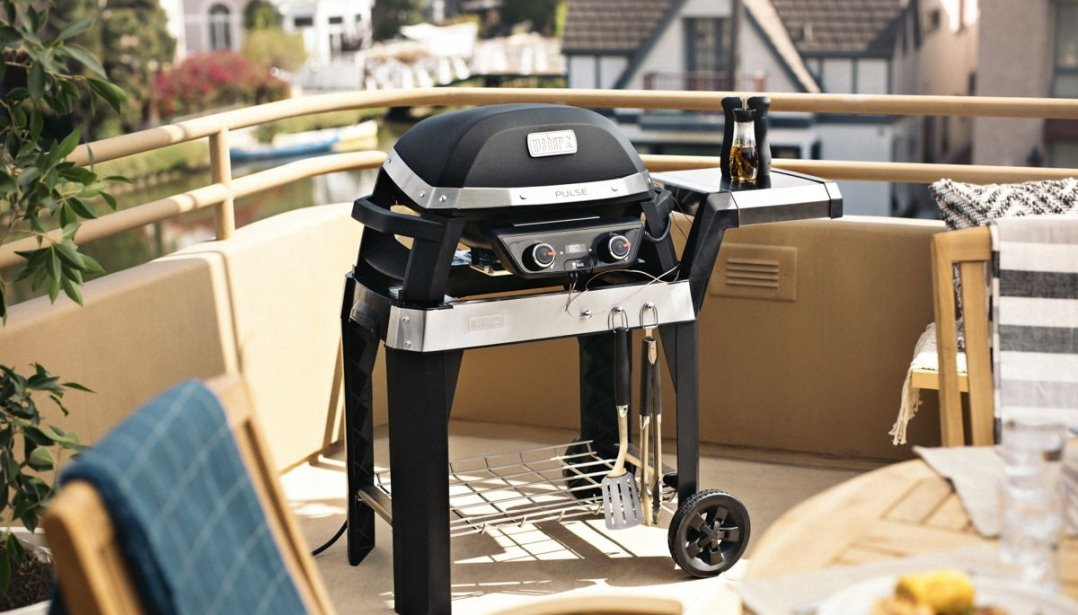 Win een Weber Pulse barbecue