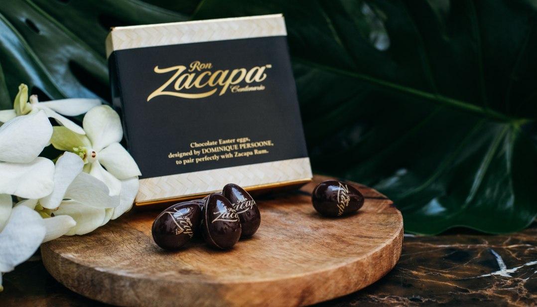 Win paaseitjes met Zacapa rum van Dominique Persoone