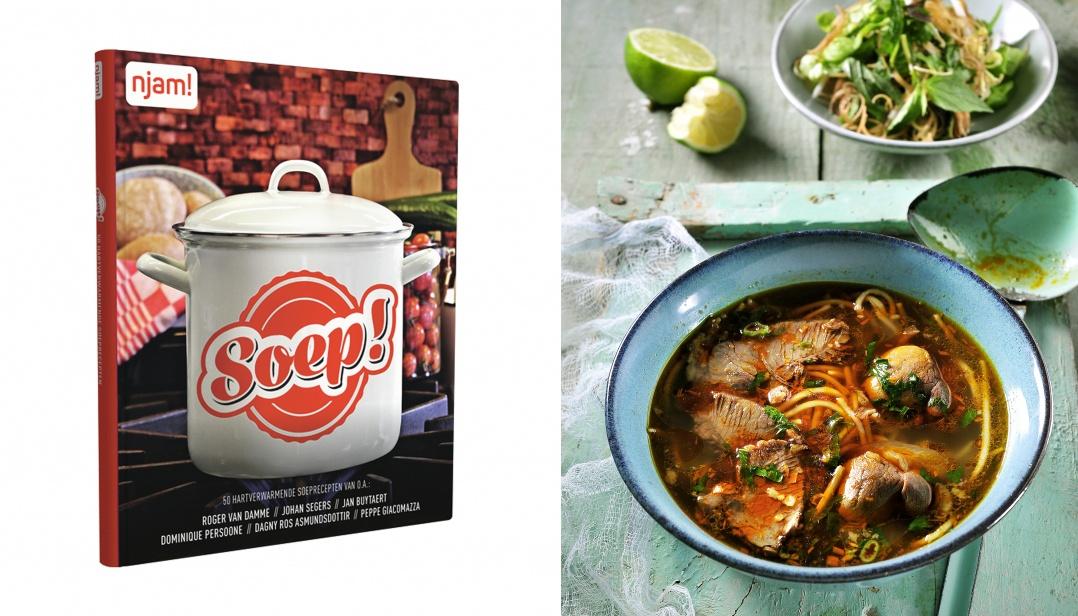 Maak kans op een soepboek!