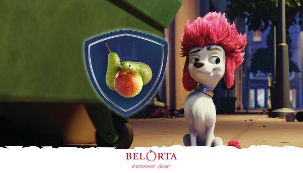 Gagne un paquet-cadeau BelOrta et deviens 100% Loup !