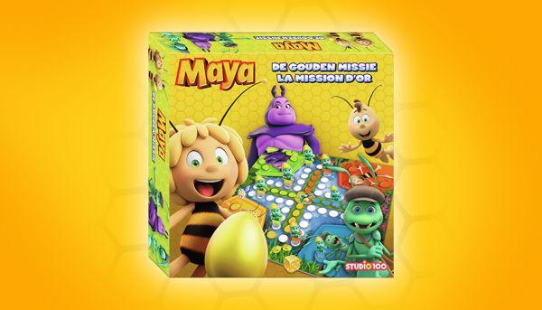 Win het Maya bordspel 'De gouden missie'