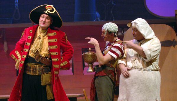 Piet Piraat shows in februari