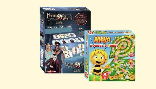 Les jeux de Maya l'Abeille et de la Garde de Nuit