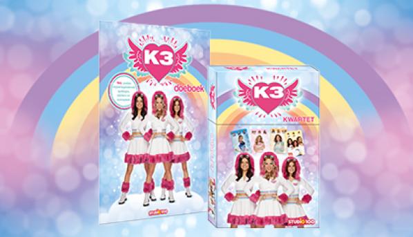 Win een K3 dromenpakket