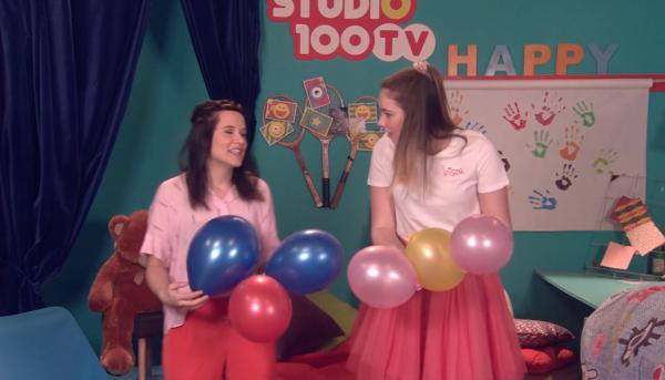 Hou je ballon zo lang mogelijk... in de lucht!