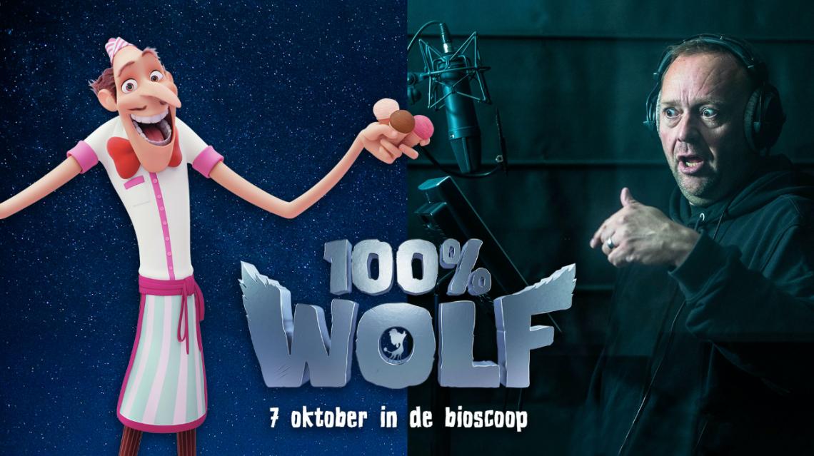 Animatiefilm 100% Wolf pakt uit met een stevige stemmencast