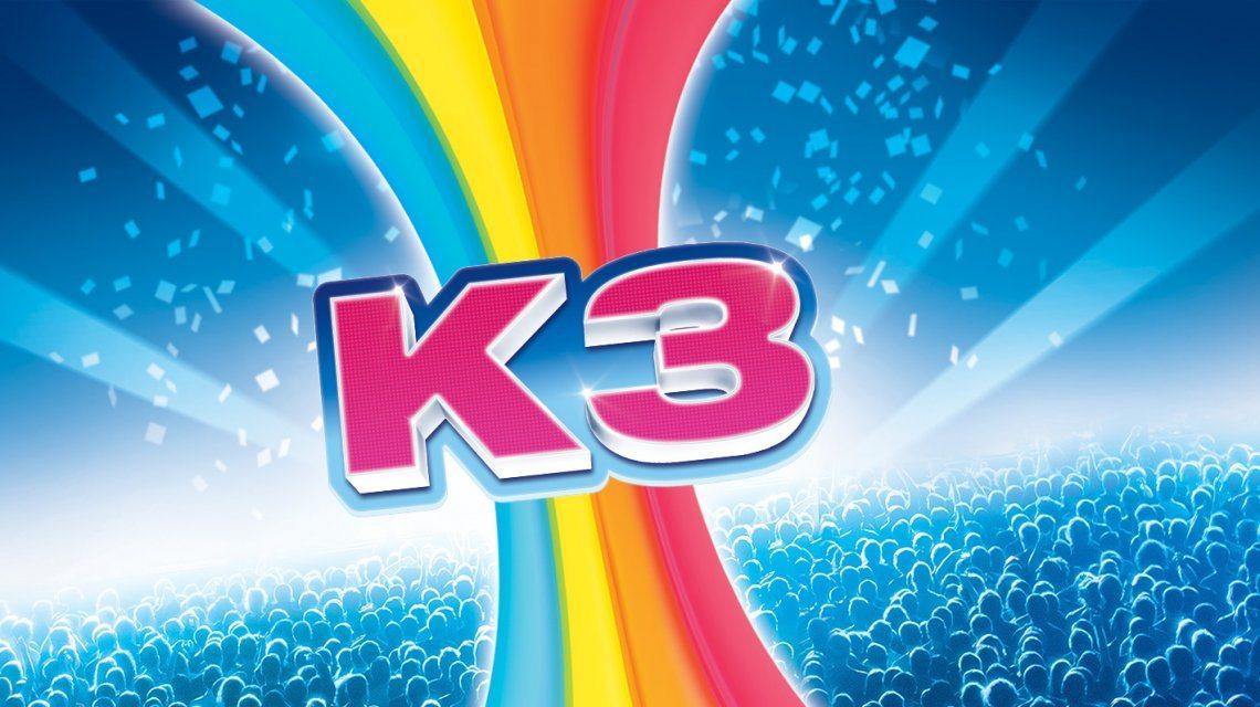 K3 genomineerd voor 'Beste groep' Radio 2 zomerhit!