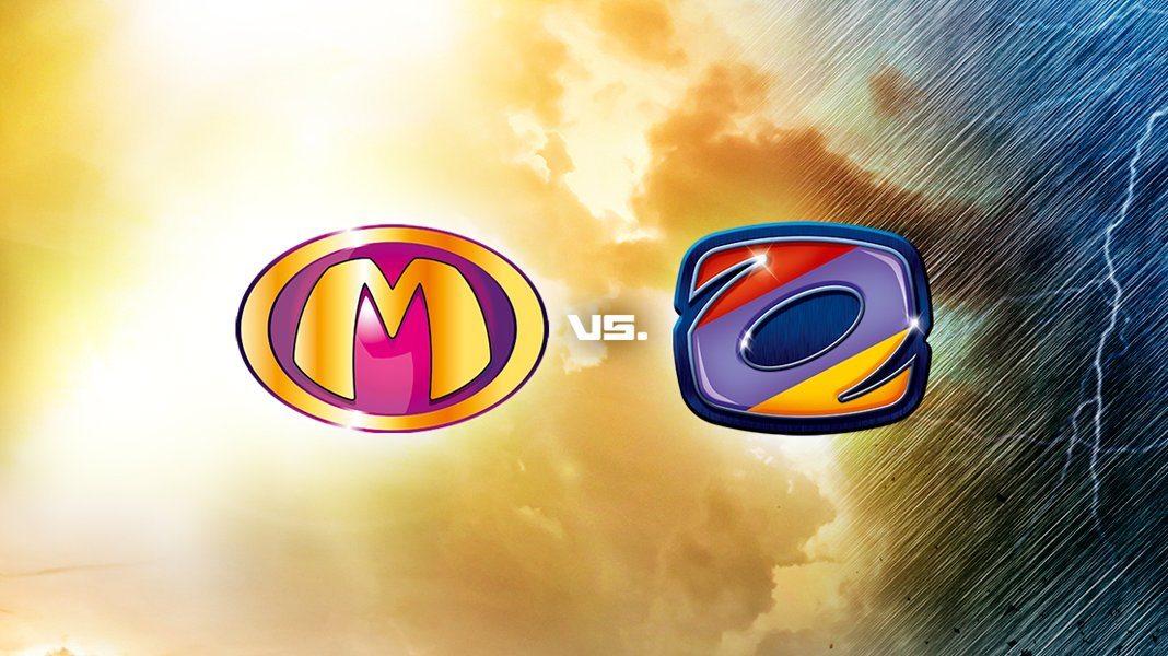 Nog meer beelden van Mega Mindy Versus ROX