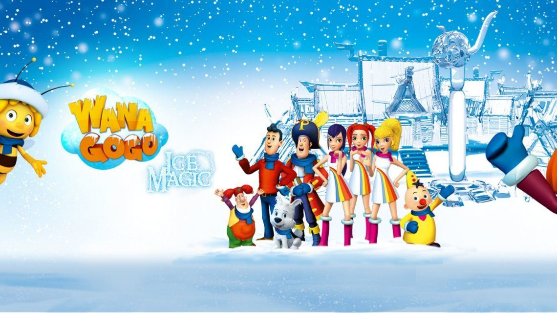 Ontdek Wanagogo Ice Magic!
