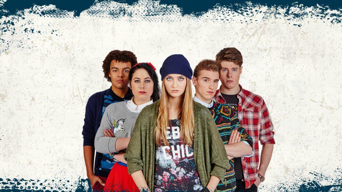 Een 3de seizoen voor Ghost Rockers