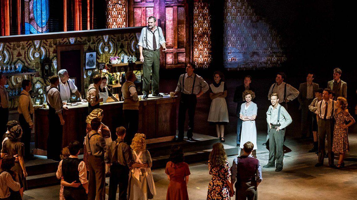 Spektakel-musical 40-45 rondt de kaap van 500.000 tickets en wordt opnieuw verlengd!